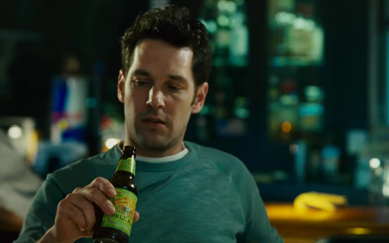 Sierra Nevada Pale Ale and Paul Rudd in Knocked Up