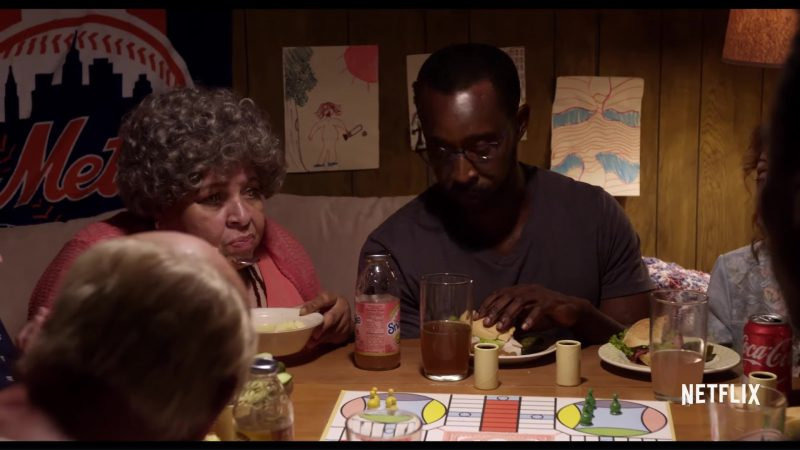 Snapple and Coca-Cola in The Week Of (2018) - Movie Product Placement