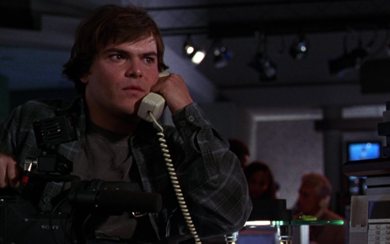 Sony Camcorder Used by Jack Black in The Cable Guy (2)