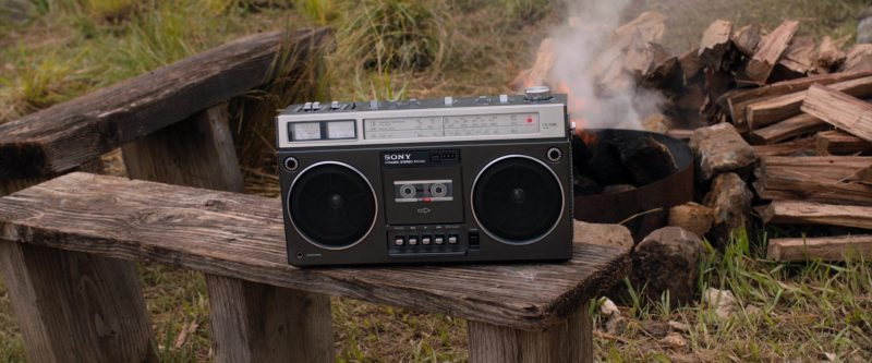 Sony Cassette Player Used by Karen Gillan in Jumanji: Welcome to the Jungle (2017) - Movie Product Placement