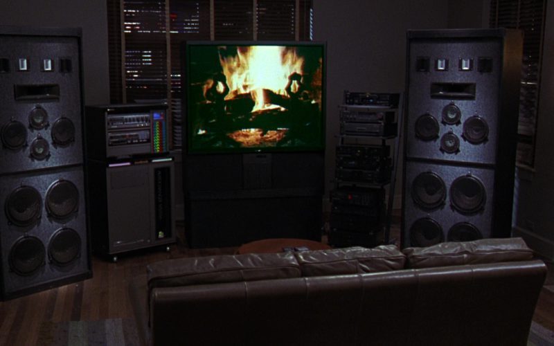 Sony Flat TV Used by Jim Carrey and Matthew Broderick in The Cable Guy (1)