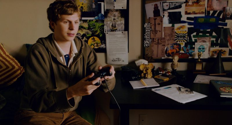 Sony PlayStation Controller Used by Michael Cera in Superbad (2007) - Movie Product Placement