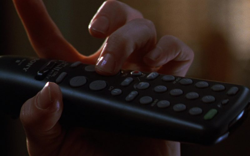 Sony Remote Control For TV Used by Jim Carrey in The Cable Guy (1)