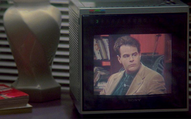 Sony TV in Ghostbusters (1984)