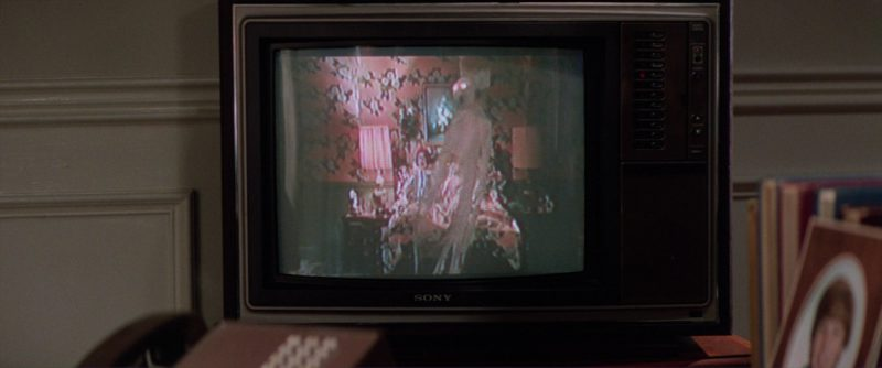 Sony TV in Ghostbusters 2 (1989) Movie Product Placement