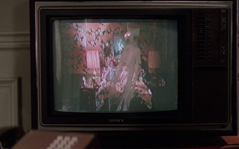 Sony TV in Ghostbusters 2