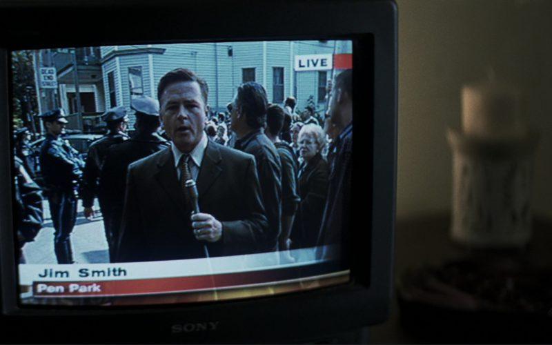 Sony TV in Mystic River (2003)