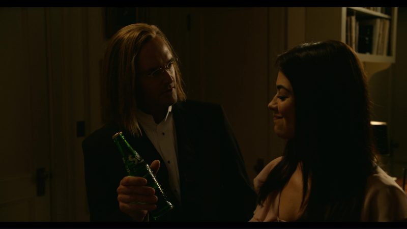 Sprite Bottle in A Futile and Stupid Gesture (2018) Movie Product Placement