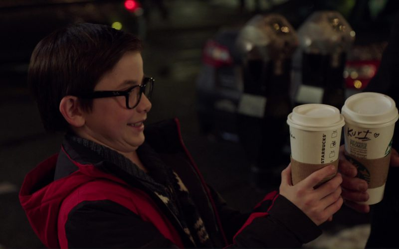 Starbucks Product Placement Examples Pictures