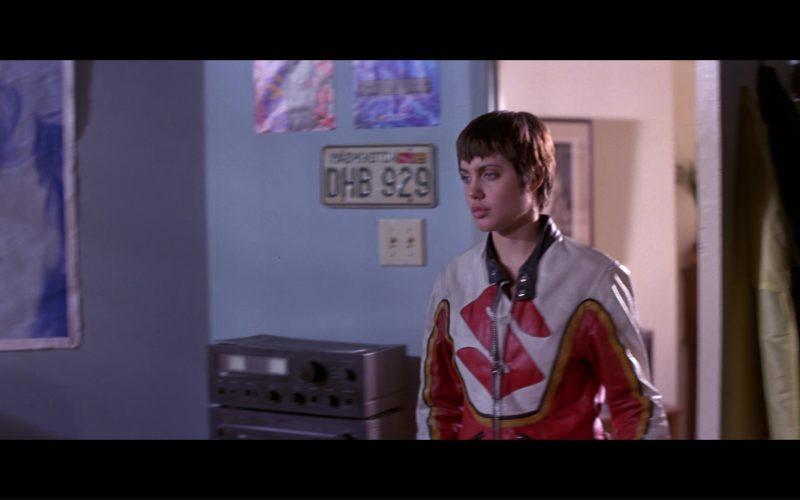 Suzuki Motorcycle Jacket Worn by Angelina Jolie in Hackers (1)