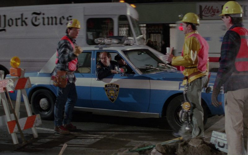 The New York Times Car in Ghostbusters 2 (1)