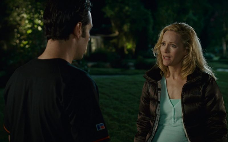 The North Face Brown Jacket Worn by Leslie Mann in Knocked Up (6)