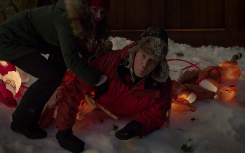 The North Face Pants Worn by Linda Cardellini in Daddy's Home 2 (1)