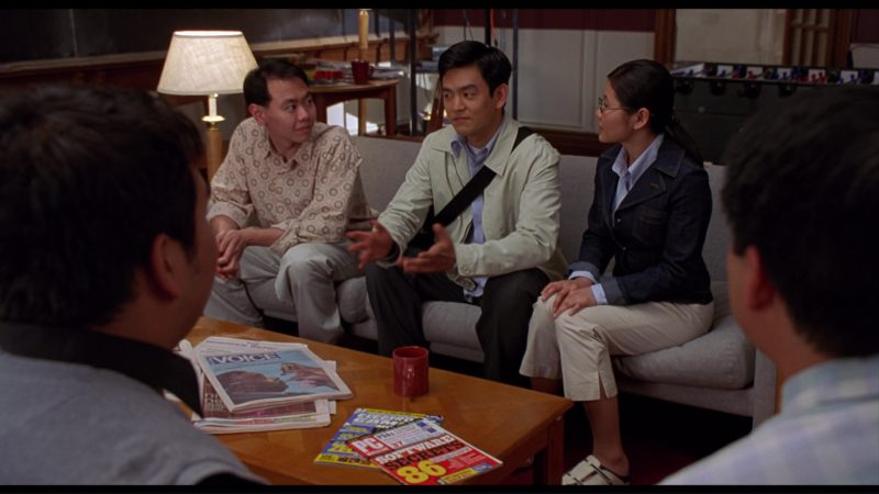 The Village Voice and PC Magazine in Harold & Kumar Go to White Castle (2004) - Movie Product Placement