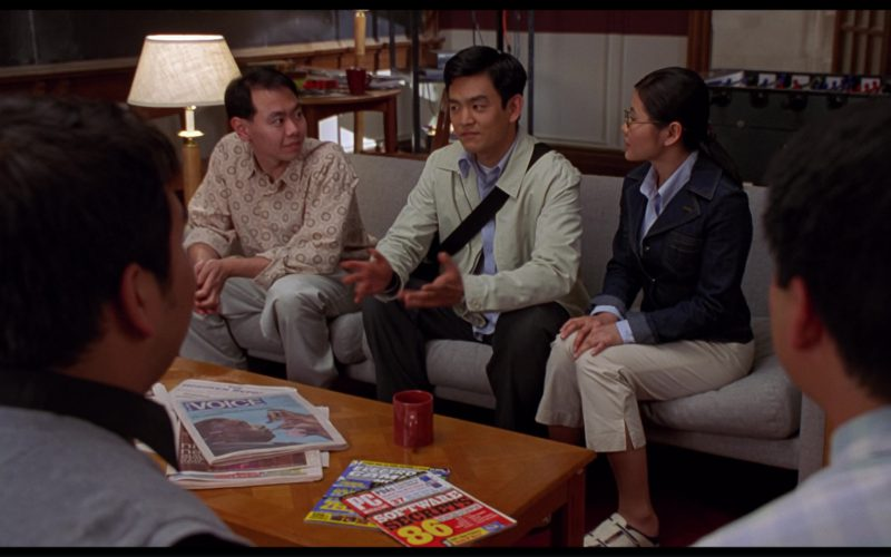 The Village Voice and PC Magazine in Harold & Kumar Go to White Castle (1)