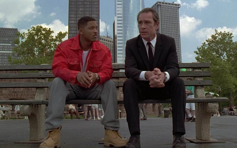 Timberland Boots Worn by Will Smith in Men in Black (6)