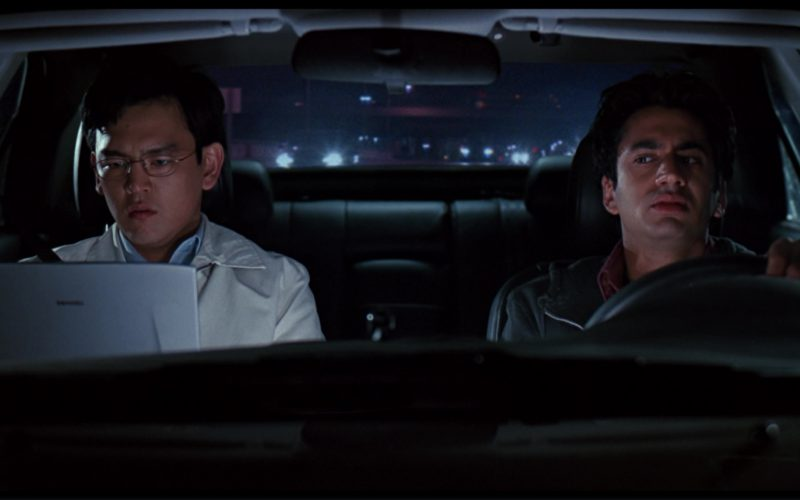 Toshiba Notebook Used by John Cho in Harold & Kumar Go to White Castle (1)