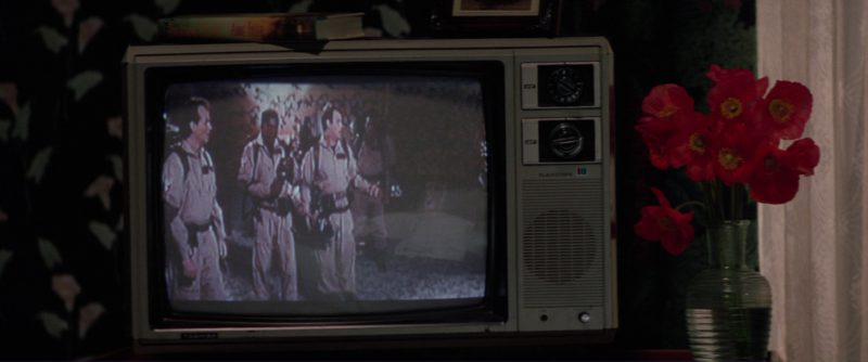 Toshiba TV in Ghostbusters 2 (1989) - Movie Product Placement