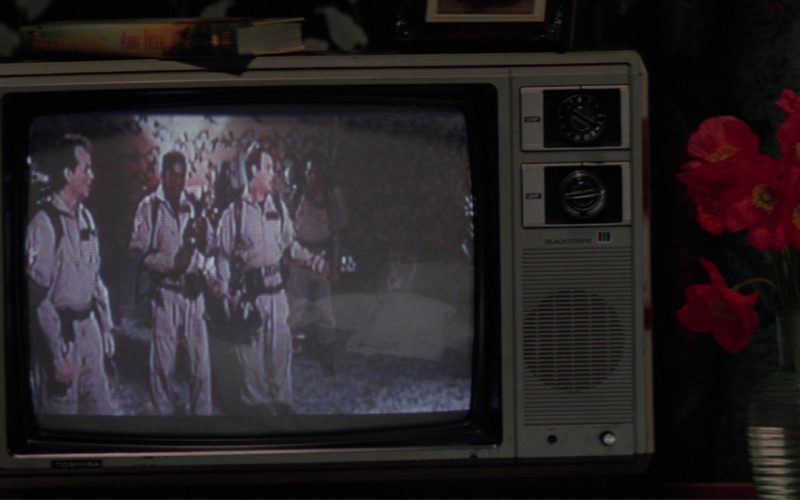 Toshiba TV in Ghostbusters 2
