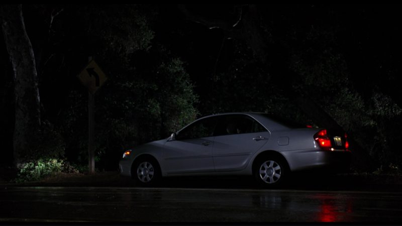 Toyota Camry Car Used by John Cho and Kal Penn in Harold & Kumar Go to White Castle (2004) - Movie Product Placement