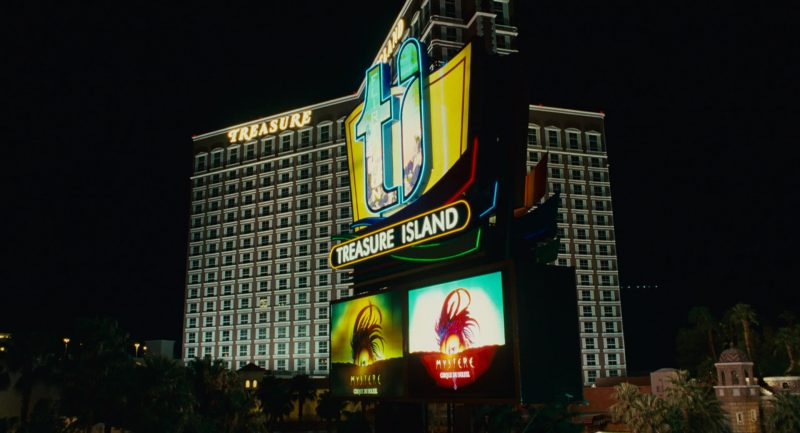 Treasure Island Hotel and Casino in Knocked Up (2007) Movie Product Placement