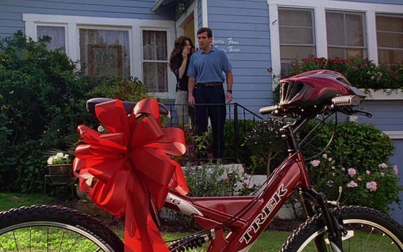 Trek Bicycle Used by Steve Carell in The 40-Year-Old Virgin (1)