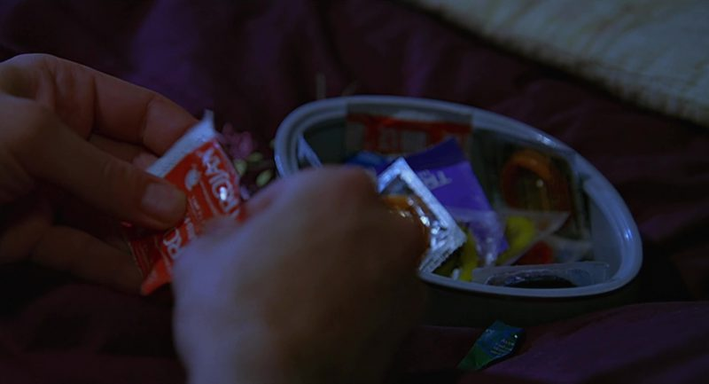 Trojan Condoms Used by Steve Carell in The 40-Year-Old Virgin (2005) Movie Product Placement