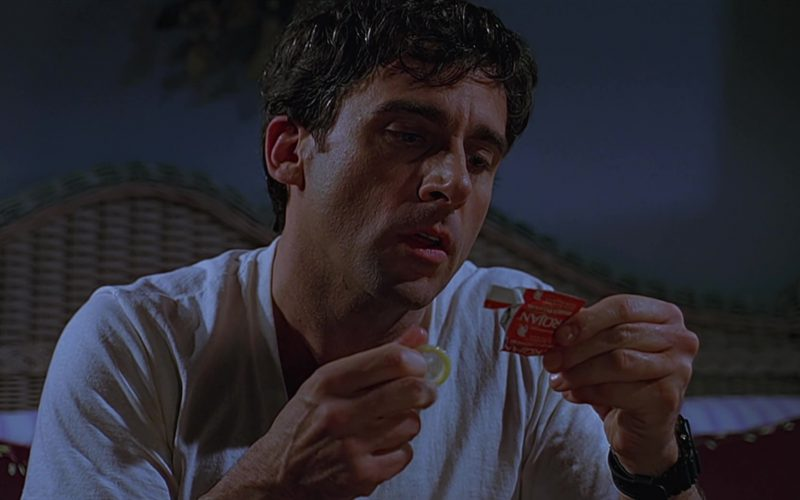 Trojan Condoms Used by Steve Carell in The 40-Year-Old Virgin (2)