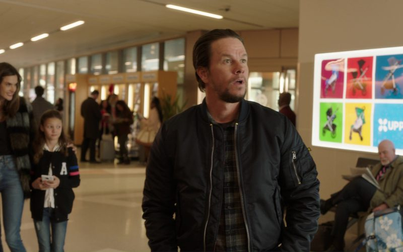 UPPAbaby in Daddy's Home 2