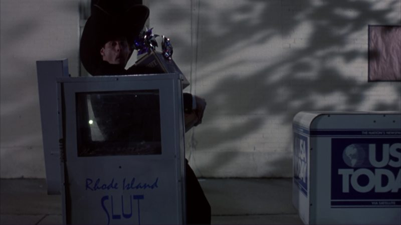 USA Today in Dumb and Dumber (1994) Movie Product Placement