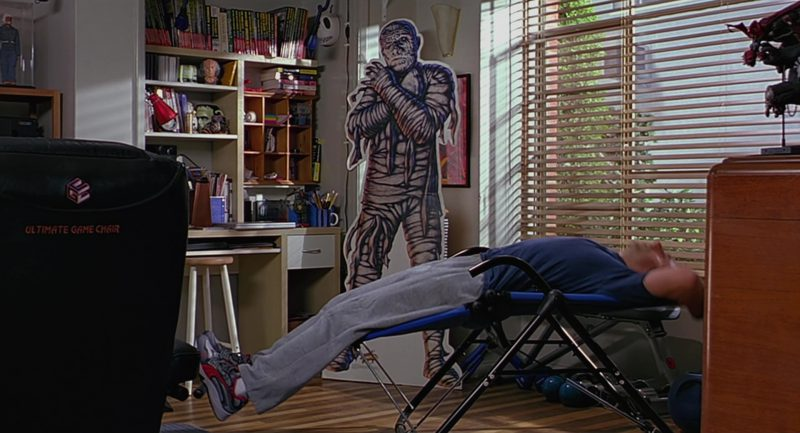 Ultimate Game Chair Used by Steve Carell in The 40-Year-Old Virgin (2005) Movie Product Placement