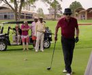 Under Armour Bucket Hat And Polo Shirt Worn by Tommy Lee Jones in Just Getting Started (3)
