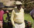 Under Armour Bucket Hat And Polo Shirt Worn by Tommy Lee Jones in Just Getting Started (8)
