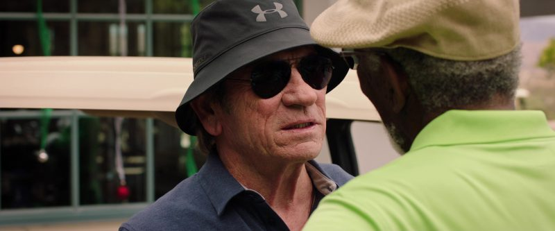 Under Armour Men's Golf Bucket Hat Worn by Tommy Lee Jones in Just Getting Started (2017) - Movie Product Placement