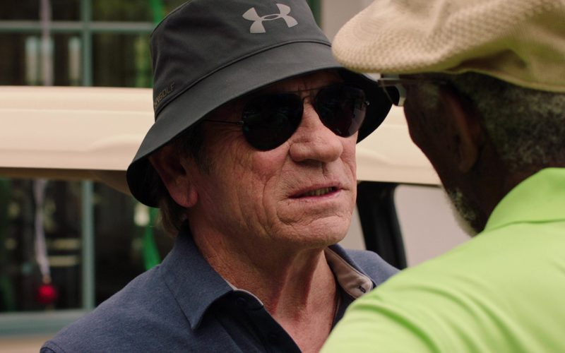 Under Armour Men's Golf Bucket Hat Worn by Tommy Lee Jones in Just Getting Started (1)