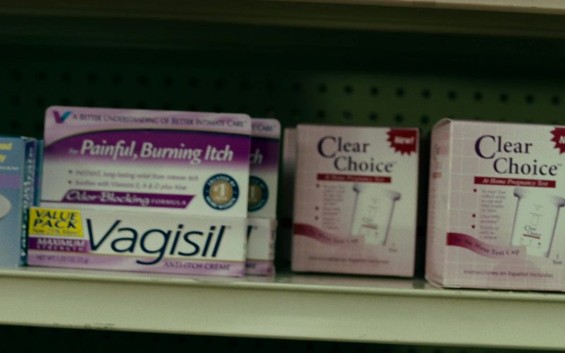 Vagisil and Clear Choice in Knocked Up