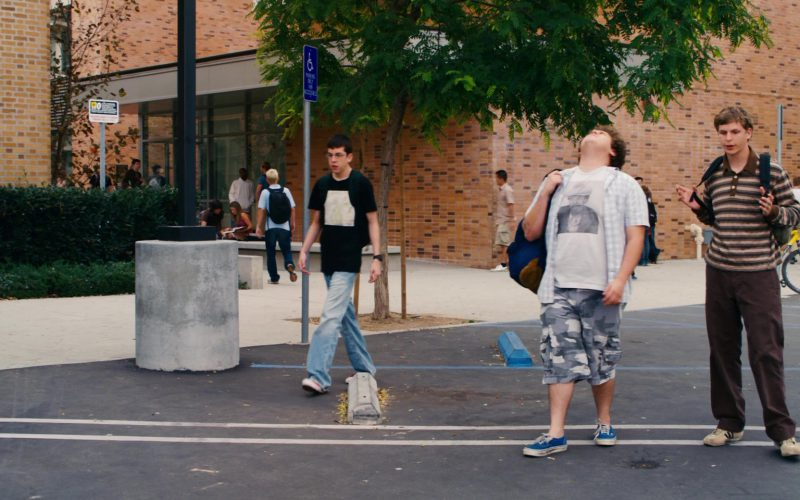 Vans Shoes Worn by Jonah Hill and Adidas Sneakers Worn by Michael Cera in Superbad