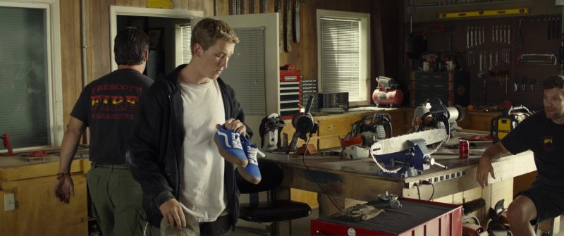 Vans Shoes Worn by Miles Teller in Only the Brave (2017) - Movie Product Placement