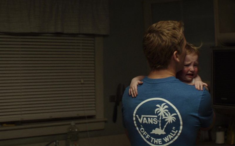 Vans T-Shirt Worn by Miles Teller in Only the Brave (1)