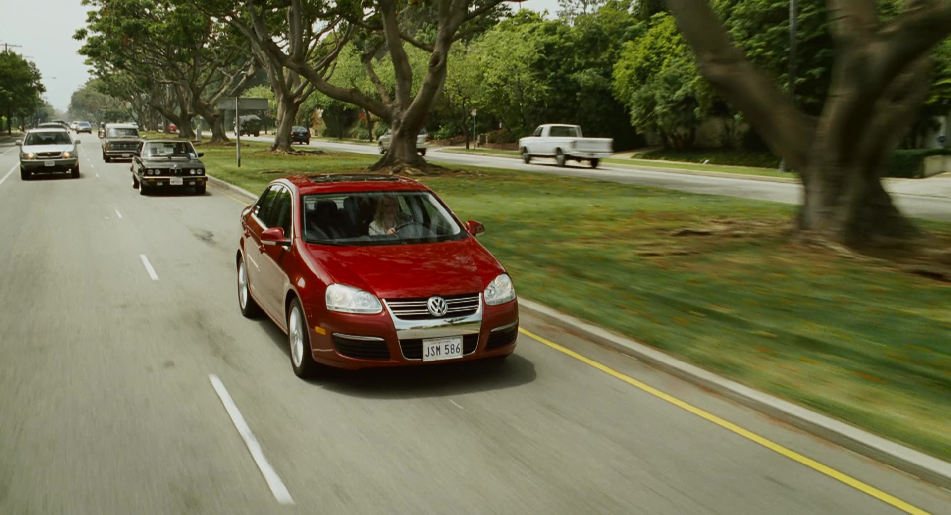 volkswagen jetta a5  typ 1k  red car used by katherine