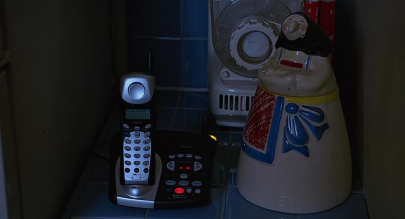 Vtech Phone in The 40-Year-Old Virgin (2005) - Movie Product Placement
