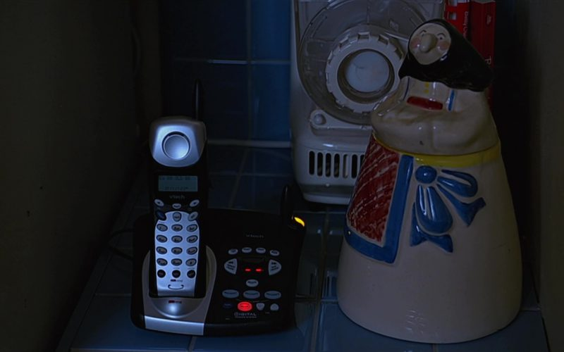 Vtech Phone in The 40-Year-Old Virgin
