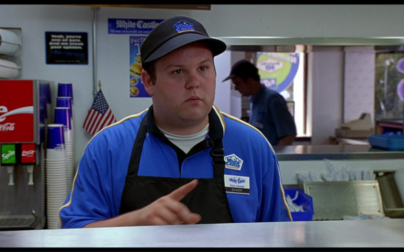 White Castle Restaurant, Coca-Cola, Sprite in Harold & Kumar Go to White Castle (1)