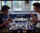White Castle Restaurant in Harold & Kumar Go to White Castle...