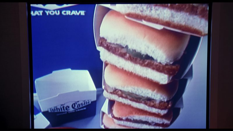 White Castle TV Advertising in Harold & Kumar Go to White Castle (2004) - Movie Product Placement