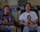 Xbox And Panasonic TV Used by Seth Rogen and Paul Rudd in The 40-Year-Old Virgin (3)