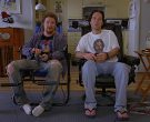 Xbox And Panasonic TV Used by Seth Rogen and Paul Rudd in The 40-Year-Old Virgin (7)