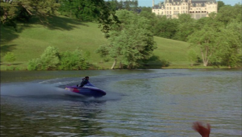 Yamaha Watercraft in Richie Rich (1994) Movie Product Placement