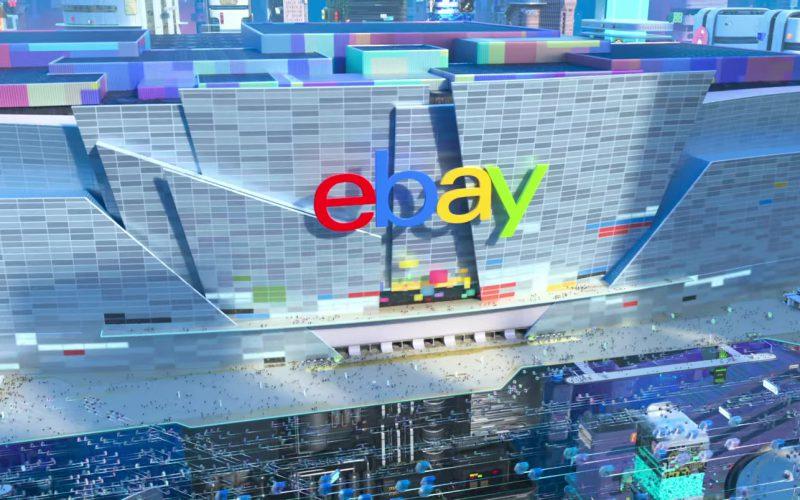 eBay in Ralph Breaks the Internet Wreck-It Ralph 2