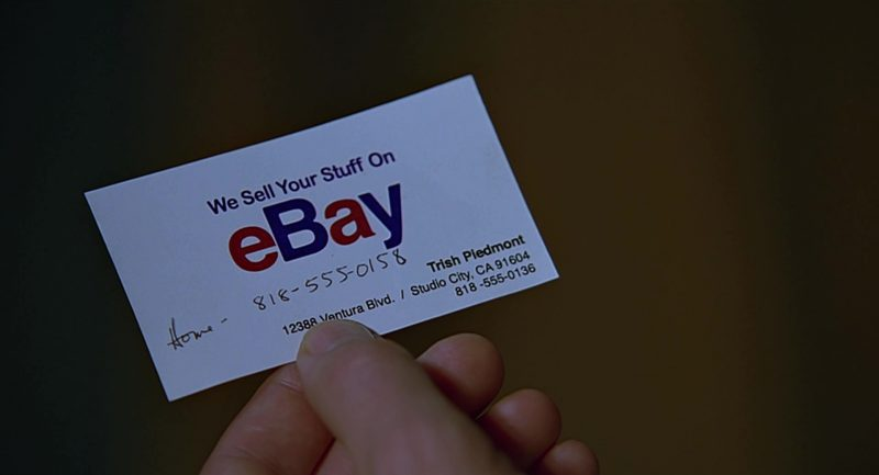 eBay in The 40-Year-Old Virgin (2005) - Movie Product Placement